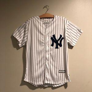 New York Yankees Aaron Judge Baseball Jersey #99